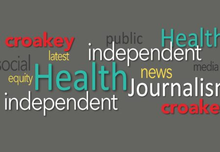 Croakey social journalism for health independent media company